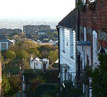Church Hill /4 by Antoinette B