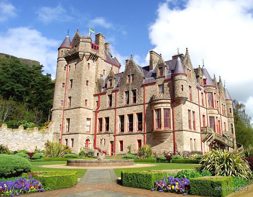 Belfast Castle by mfsutherland
