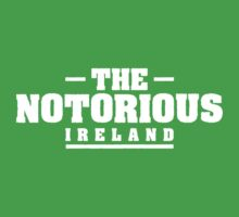 The Notorious [White] by TypeTees