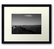 Skipool Creek (2) Framed Print