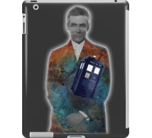 through all space and time iPad Case/Skin