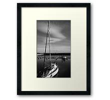 Skipool Creek (3) Framed Print