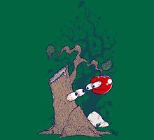 Tree and Apple Unisex T-Shirt