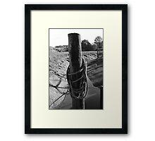 Skipool Creek (6) Framed Print