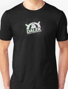 Doctor Who | Dalek | Glitched T-Shirt