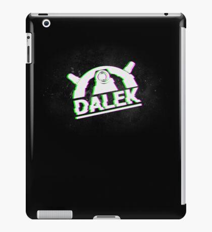 Doctor Who | Dalek | Glitched iPad Case/Skin