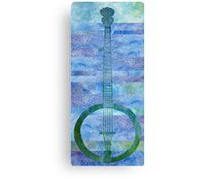 Banjo Mesa Canvas Print