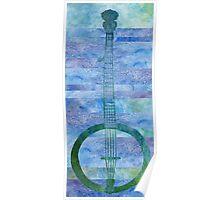 Banjo Mesa Poster