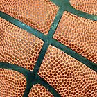 Basketball texture iPhone 5 case by Jnhamilt