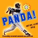 Panda! - Pablo Sandoval Candy Bar by thunt
