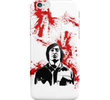 Anton Chigurh (Javier Bardem)  iPhone Case/Skin