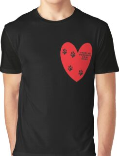 Pet Love Graphic T-Shirt