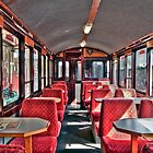 125 Train Carriage, North Wales by George Standen