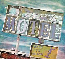 Beach Motel by Anthony Ross