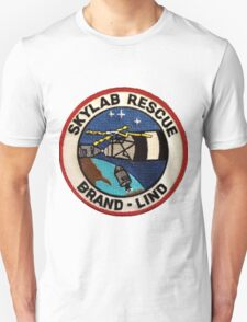 Skylab Rescue Mission Logo T-Shirt