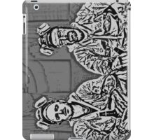 calm before the storm iPad Case/Skin