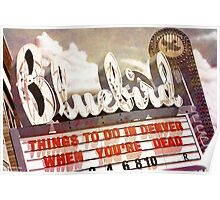 The Blue Bird Motel Poster