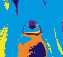 Rainbow Penguins Sticker