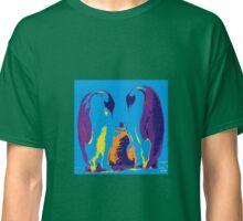 Rainbow Penguins Classic T-Shirt