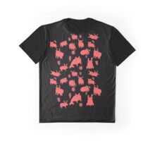 Weebeasts (red) Graphic T-Shirt