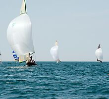 At the Leeward Mark by wolftinz