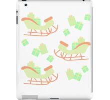 Christmas Sleigh & Presents #1 iPad Case/Skin