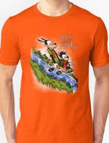 Max and Goofy T-Shirt