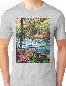 Pacific Northwest Wonderland Unisex T-Shirt