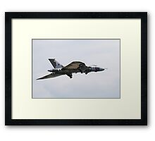 Vulcan - Reflection Framed Print