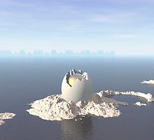 Egg Island by Phil Perkins
