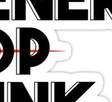 Generic Pop Punk Sticker