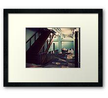64 Framed Print