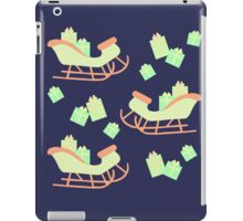 Christmas Sleigh & Presents #2 iPad Case/Skin
