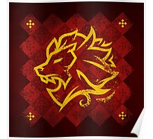 House Lannister - Game of Thrones Poster