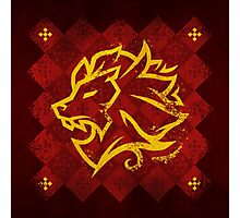 House Lannister - Game of Thrones Photographic Print