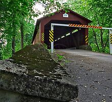A New View of America's Oldest Covered Bridge by Gene Walls