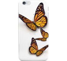 Monarch Butterflies iPhone Case/Skin