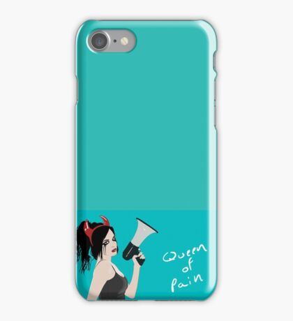 Phone Case Collection: Queen of Pain iPhone Case/Skin