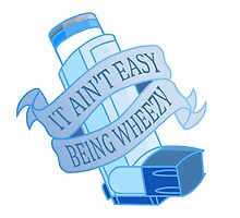 It ain't easy being wheezy- Blue by a-damn-wizard