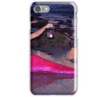 Lantern Mermaid iPhone Case/Skin