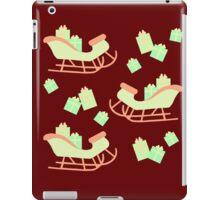 Christmas Sleigh & Presents #3 iPad Case/Skin