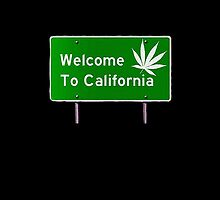 High, welcome to California by michaelroman