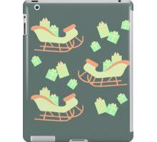 Christmas Sleigh & Presents #4 iPad Case/Skin