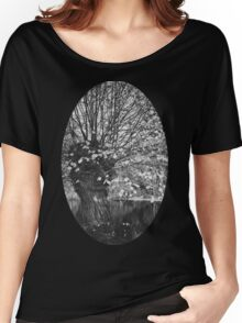 Ghost in the willow Women's Relaxed Fit T-Shirt