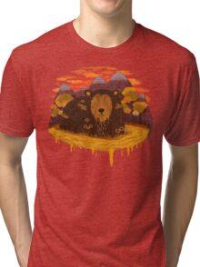 HONEY HIBERNATION Tri-blend T-Shirt