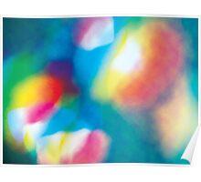 Abstract - illuminate Poster