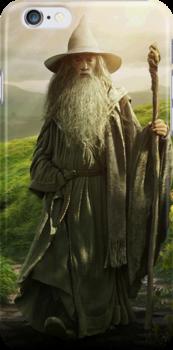 Gandalf The Grey by tabikkat22