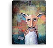 The Butcher Canvas Print