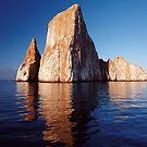 Kickers Rock, Galapagos Islands, Ecuador by Sylwester Zacheja