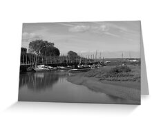 Blakeney, Norfolk Greeting Card